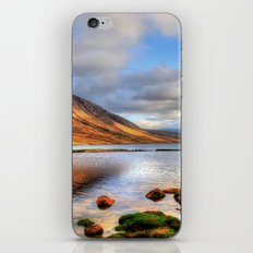 Loch Etive iPhone & iPod Skin