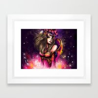ANN Framed Art Print