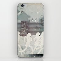 R U N N E R S iPhone & iPod Skin