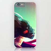 iPhone & iPod Case featuring African woman by Francesco Malin