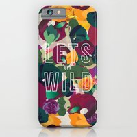 iPhone & iPod Case featuring The Wild by Kavan and Co