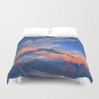 Cloudscape 2 Duvet Cover