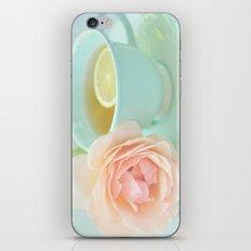 Tea Rose iPhone & iPod Skin