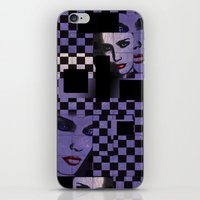 Abstract Retro IPhone Co… iPhone & iPod Skin