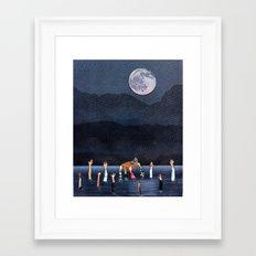 Join Us Framed Art Print