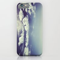 iPhone & iPod Case featuring Beach and Sky by savannarose