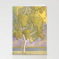 Birch 1 Stationery Cards