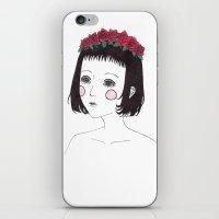 Esther iPhone & iPod Skin