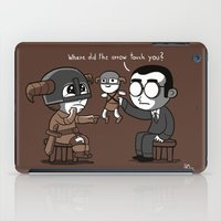Knee Trouble iPad Case