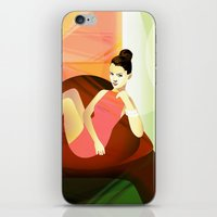 Plaster Of Palm iPhone & iPod Skin