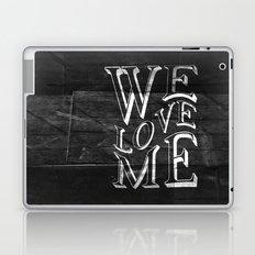 WE LOVE ME Laptop & iPad Skin