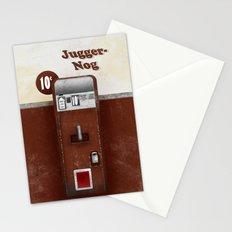 Jugger-Nog Stationery Cards