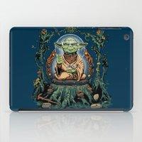 Yodhisattva iPad Case