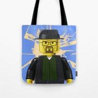 LEGO - Walter White Minifigure Tote Bag