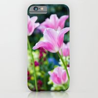 Flowers alive iPhone 6 Slim Case