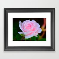 what fairy tales are made of Framed Art Print
