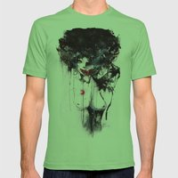 Gentle Max Mens Fitted Tee Grass SMALL