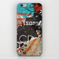 Funky Wall - 2 iPhone & iPod Skin