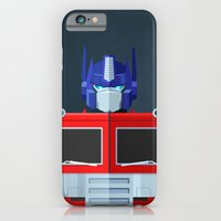 Autobots, Roll out! (Optimus Prime) iPhone 6 Slim Case