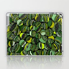 Aristoloschia Green Laptop & iPad Skin