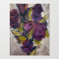 Flower Series 7 Canvas Print