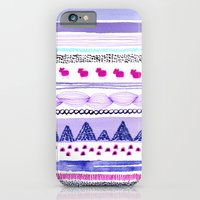 iPhone & iPod Case featuring Pattern / Nr. 6 by dorc