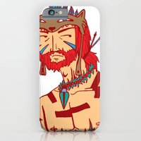 Tribal Man iPhone 6 Slim Case