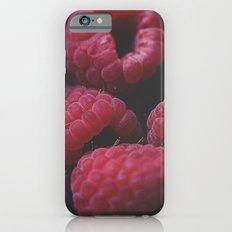 Ripe Raspberries  Slim Case iPhone 6s