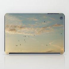 In Flight #7 iPad Case