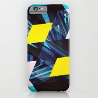 iPhone & iPod Case featuring Industrial Symmetry by Molzography