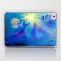 ANGELS OF HEALING Laptop & iPad Skin