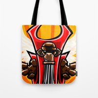 Winged Primate  Tote Bag