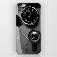 Minolta iPhone & iPod Skin