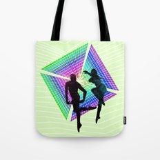 passengers in space Tote Bag