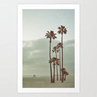 Morning Vacancy Art Print