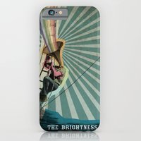 iPhone & iPod Case featuring The Brightness by Les Hameçons Cibles