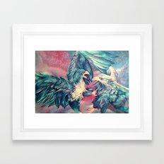 Eagles Framed Art Print