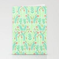 Tiny Flora Stationery Cards
