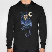 Ouija Cat Hoody