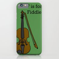 Fiddle, Typed iPhone 6 Slim Case