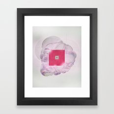 EIGHT-FORTYFIVE (everyday 07.25.16) Framed Art Print