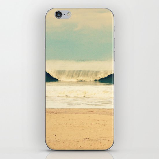 Winter Wave iPhone & iPod Skin