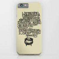 Something smells good! iPhone 6 Slim Case