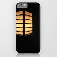 Asian Lamp in the night iPhone 6 Slim Case