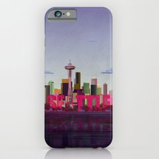 Seattle iPhone 6s Slim Case