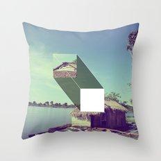 Stitched Amazon Throw Pillow