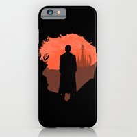 iPhone & iPod Case featuring 10th Doctor's world by BomDesignz