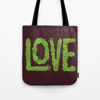 Succulent Love Tote Bag