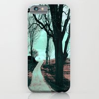 iPhone & iPod Case featuring :: Road to Somewhere :: by :: GaleStorm Artworks ::