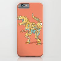 iPhone & iPod Case featuring Extinction by Fightstacy